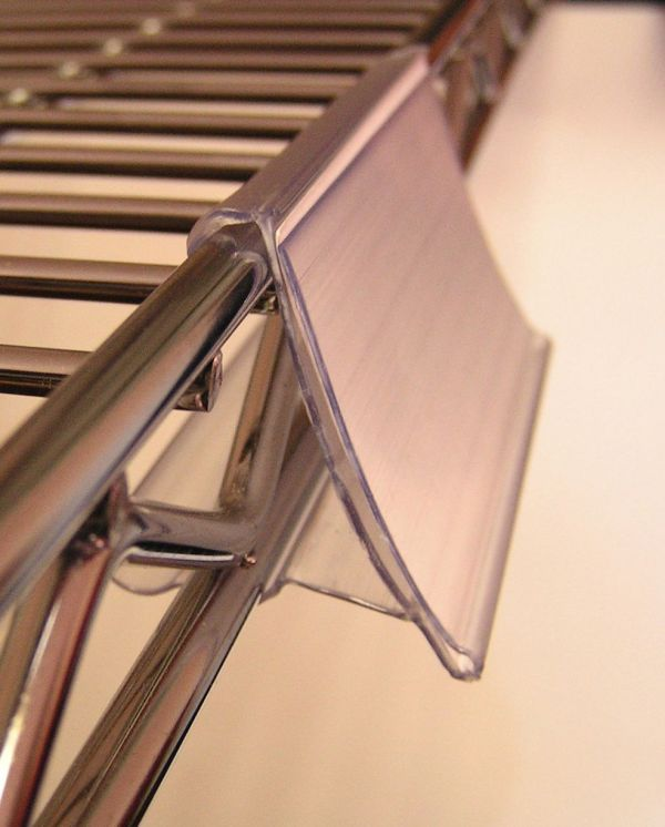 Wire Shelving Clip Holder